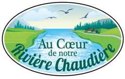 Logo au coeur de notre rivière Chaudière