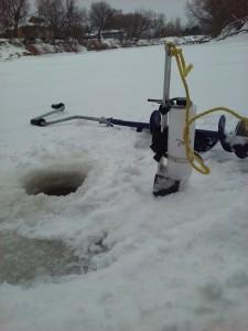 Échantillonnage d'hiver